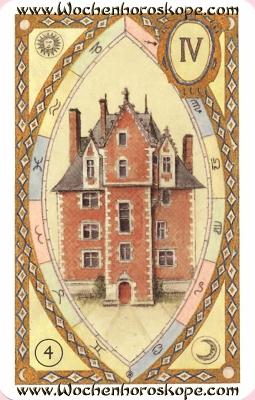 Das Haus, Wochenhoroskop
