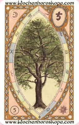 Der Baum, Wochenhoroskop