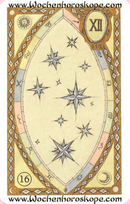Die Sterne, Wochenhoroskop