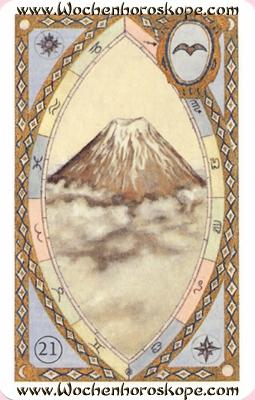 Der Berg, Wochenhoroskop