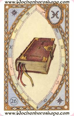 Das Buch, Wochenhoroskop