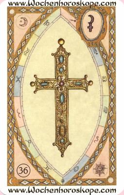 Das Kreuz, Wochenhoroskop